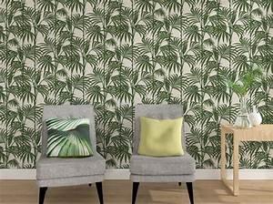 Papier Peint Tendance : papier peint motifs tendances accueil design et mobilier ~ Premium-room.com Idées de Décoration