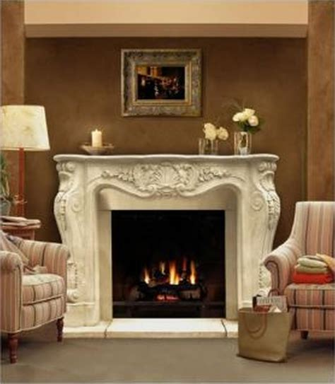 Stone Fireplace Hearth Cleaning
