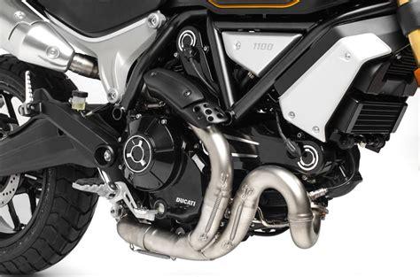 Gambar Motor Ducati Scrambler 1100 by Ducati Scrambler 1100 Sport 2018 Millatrece