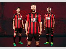 New AFC Bournemouth Home Shirt 201718 – Football on the