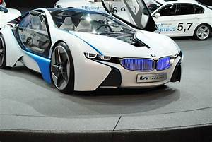 Frankfurt Auto Show: Hight Quality Photos BMW Vision Concept