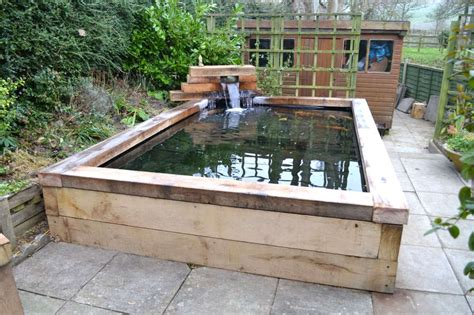 above ground koi ponds a classic style of above ground koi pond gazebo ideas