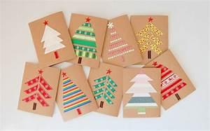 Weihnachtskarten Basteln Grundschule : einfaches weihnachtsbasteln mit kindern depresszio ~ Orissabook.com Haus und Dekorationen