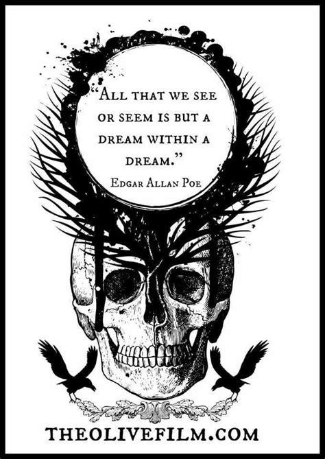 Edgar Allan Poe tattoo | Poe tattoo, Edgar allen poe