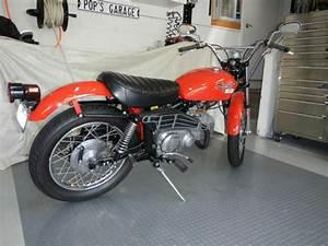 Buy Harley Sprint 350 1972 On 2040motos