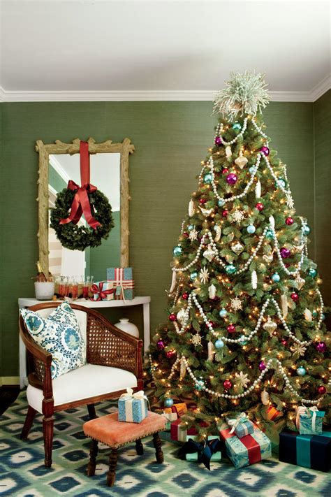 Tree Decorating Ideas Pictures tree decorating ideas southern living