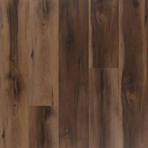 spalted walnut rigid core luxury vinyl plank cork