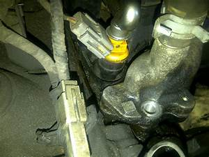 Removing Thermostat Housing Bolts Ford F150  How Do I