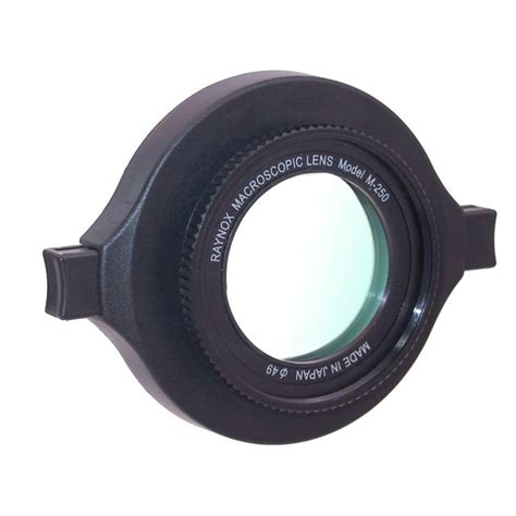 lens accessories raynox raynox dcr 250 macro lens