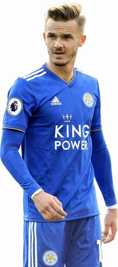 Maddison James Render Leicester Footyrenders Football