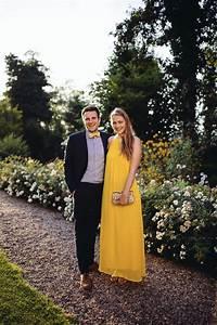 Outfit Für Hochzeitsgäste Damen : hochzeitsgast in gelb die erste hochzeit nach unserer ~ Watch28wear.com Haus und Dekorationen