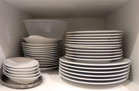 dishes  cupboard   kitchen  image  libreshot