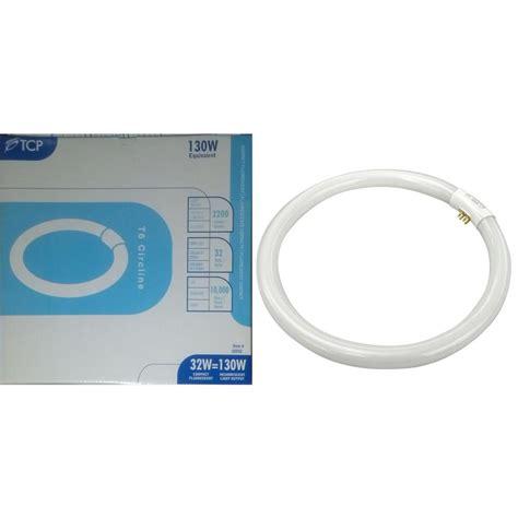 tcp 30 watt 120w t6 circline fluorescent light bulb