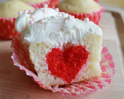 redlicious delicious sweetheart cupcakes easy dessert recipes