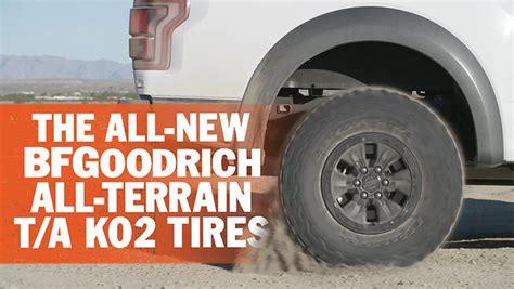 ford   raptors bfgoodrich tires  detail video