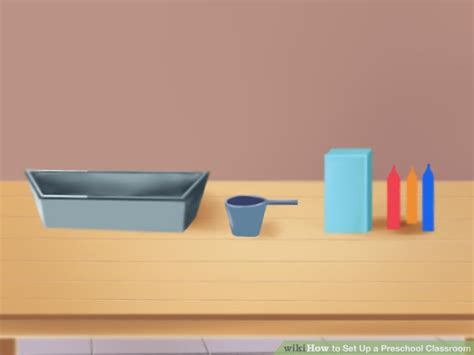 how to set up a preschool classroom with pictures wikihow 438 | aid2905994 v4 728px Set Up a Preschool Classroom Step 15