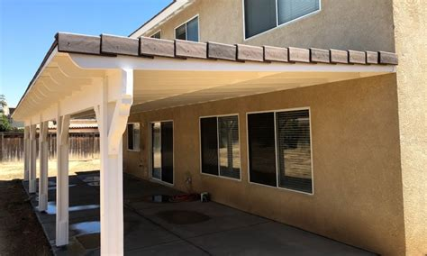 patio cover picture row  spargo construction general
