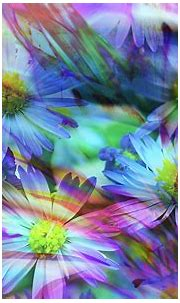 Spring Flowers Abstract, HD Abstract, 4k Wallpapers ...