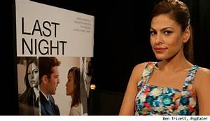 'Last Night' Cast Talks Temptation at Tribeca | PopEater.com