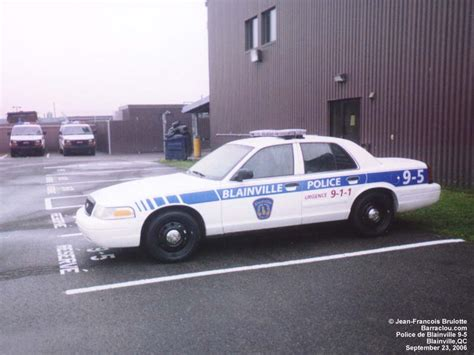 Canadian Police Cars And Emergency Vehicles Pictures From