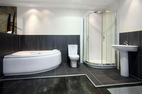 15 black and white bathroom ideas design pictures