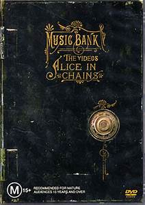 ALICE IN CHAINS - Music Bank The Videos (DVDs) | Rare Records