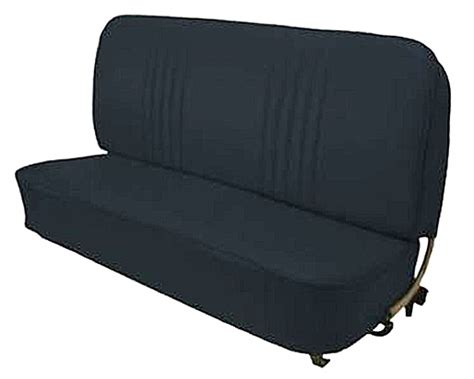 Chevrolet Truck Front Bench Seat Covers, Factory