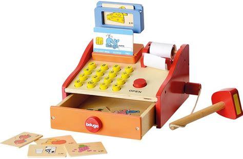 Beluga Kaufladenzubehör, »kasse Aus Holz« Kaufen