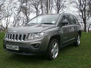 Jeep Compass Crd Limited 4wd 2012 Diesel Manual In Grey