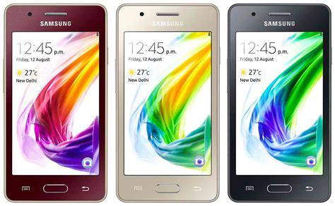 samsung z2 debuts as tizen smartphone with 4g connectivity phonedog