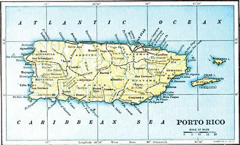 puerto rico map toursmapscom