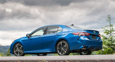 The All-New 2018 Camry Helped Toyota Pass Ford   The ...