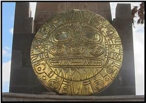 Inca symbol | Photo