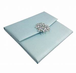 prestige looking light blue silk envelope denniswisser With silk envelope wedding invitations