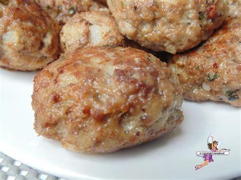 recette de cuisine juive boulettes de viande siciliennes polpette yumelise
