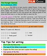Valanglia: TIPS FOR WRITING A FILM REVIEW: AN EXAMPLE