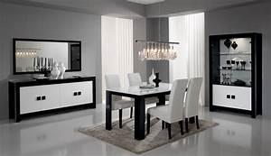 Ikea Table Salle à Manger : salle manger noir et blanc ikea ~ Preciouscoupons.com Idées de Décoration
