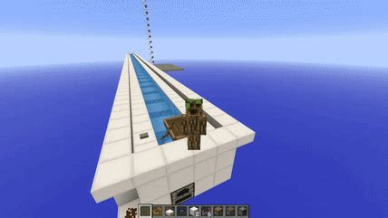 Minecraft Boat Gif by Minecraft 1 9 Fast Boat Track 30 M S Gif Create
