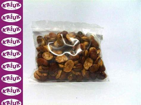 Kacang Koro Kulit 4 Kg kriuk snack kacang koro