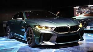 Bmw M8 2018 : geneva motor show 2018 bmw m8 gran coupe has our hearts racing already carwale ~ Melissatoandfro.com Idées de Décoration