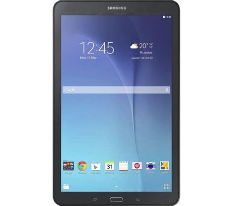 "SAMSUNG Galaxy Tab E 10"" Tablet  8 GB, Black Deals  PC World"