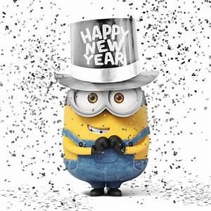 Happy New Year 2017 Minions – Happy Holidays!