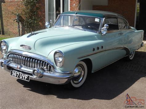53 Buick Special by Buick Special Coupe 1953