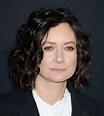SARA GILBERT at Roseanne Premiere in Los Angeles 03/23 ...