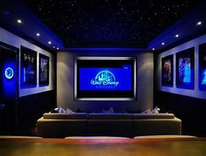 Home Cinema Room : 80 home theater design ideas for men movie room retreats ~ Markanthonyermac.com Haus und Dekorationen