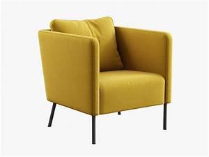 Bequemer Sessel Ikea : 3d ikea ekero model ~ Frokenaadalensverden.com Haus und Dekorationen