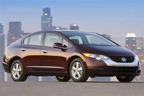 Prova Su Strada Honda Clarity Fuel Cell E Lidrogeno