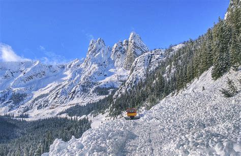 North Cascades Highway Will Open Sooner Than Planned