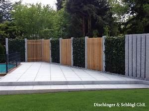 Sichtschutz Garten 2 Meter Hoch : ds garten moderne gartengestaltung in krailling ~ Bigdaddyawards.com Haus und Dekorationen