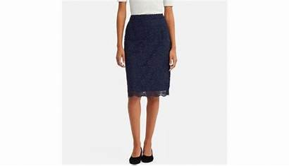 Office Skirts Knee Length Comfortable Super Under